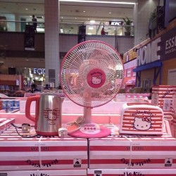 Cornell | Hello Kitty products at the Takashimaya Fair