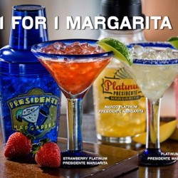 Chili's | 1 for 1 Margarita Wednesday