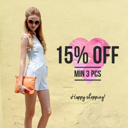 MDS Collection | 15% off minimum 3 pieces purchased
