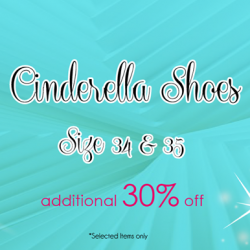 Gripz   additional 30% off on selected shoes size 34 and 35