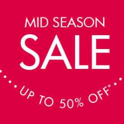 kikki.K | Up to 50% off mid-season sale