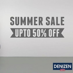 DENIZEN | summer sale at up to 50% OFF