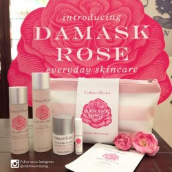 Crabtree&Evelyn |  damask rose set at $88