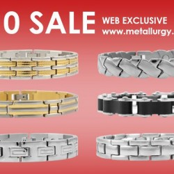 Metallurgy | WEB EXCLUSIVE $10 Bracelet SALE