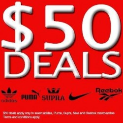 Limited Edt | Everything must go $50 deals