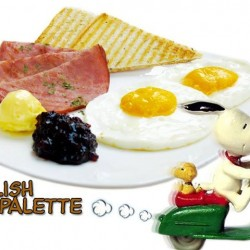 Charlie Brown Cafe | 20% OFF meal Voucher