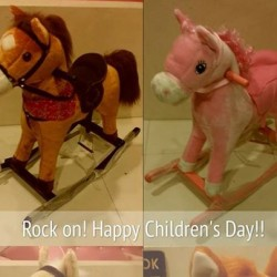 Mono Yono Gifts & Lifestyle | 20% off Plush Rocking Horse