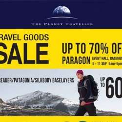 The Planet Traveller | up to 70% OFF premium travel brands sale