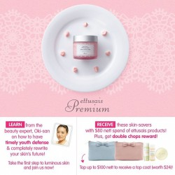 ettusais | Luminous Skin Party with gifts at BHGBugis