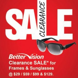 BetterVision | branded eyewear sale from $29