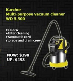 Selffix DIY |Up to 25% off Karcher Nationwide Promotion