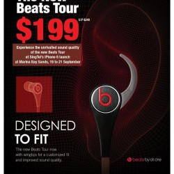 Hwee Seng Electronics | Beats Tour at $199