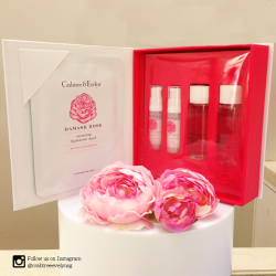 Crabtree & Evelyn | Damask Rose everyday skincare Kit with $120 spent