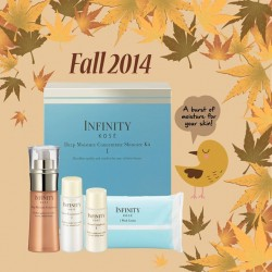KOSÉ | INFINITY Deep Moisture Concentrate kit @ $122