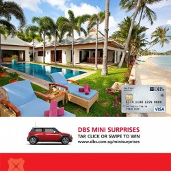 DBS | US$40 off bookings at PandaBed.com