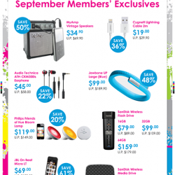 Epitude | September Members' Exclusives