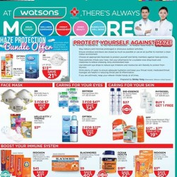 Watsons |Up to 50% Off Featured Products