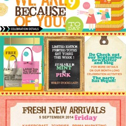 PaperMarket | Fresh new arrivals & promotion