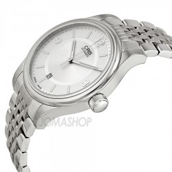 Jomashop | Oris Classic Date Silver Dial Stainless Steel Mens Watch