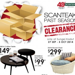 Scanteak | Past Seasson Clearance sale