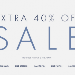 Ann Taylor USA | Extra 40% Off Sale Items