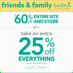 Carter's | Extra 25% off everything with code