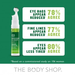 The Body Shop | Youth Eye Concentrate sample + 20% OFF Skincare range