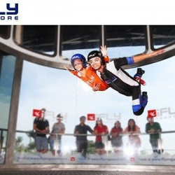 Groupon.sg | Two Skydives + DVD + Flight Certificate for One Pax at iFly Singapore