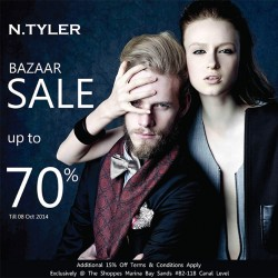 N.Tyler | bazaar sale up to 70% off