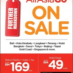 AirAsiaGo | Special Discount when you book hotels with flights