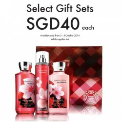Bath & Body Works | Select Gift Sets at SGD40