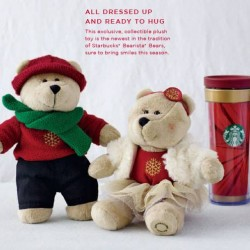 StarBucks | Free tall-sized Coffee with purchase of Christmas merchandise