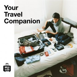 MUJI to GO | travelling companion promotion