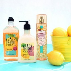 Bath & Body Works | Buy 3 get 1 free Lemon Pomegranate Cream