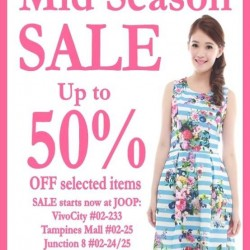 JOOP | Mid season SALE up to 50% off
