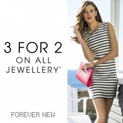 Forever New | 3 for 2 on all Jewellery