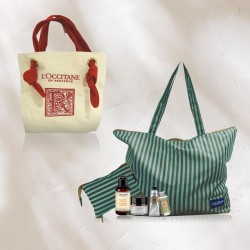 L'OCCITANE | Exclusive gift with purchase at Takashimaya Department