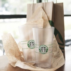 Starbucks Singapore   Free Cold Cup to Facebook Followers