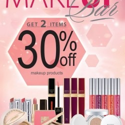 Missha | 2 items at 30% off promotion