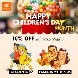 Candy Empire | 10% off for students and families with kids