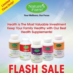 Nature's Farm | E-Store flash sale