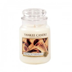 Yankee Candle | 20% off French Vanilla candle