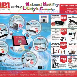 Aibi | Roadshow offers at Vivocity