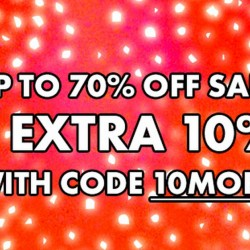 ASOS   Up to 70% OFF + Extra 10% OFF Coupon Code
