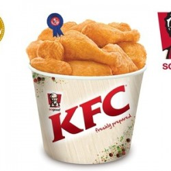 Groupon.sg   KFC: $40 for $50 (5 x $10) Worth of Cash Vouchers