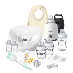 Amazon | Tommee Tippee Closer to Nature Complete Starter Set