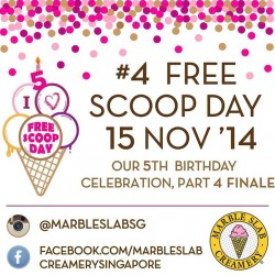 Marble Slab Creamery | 4 FREE scoops day
