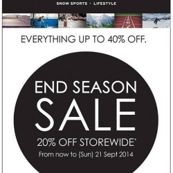 LIV ACTIV |  20% OFF regular-priced items end season sale