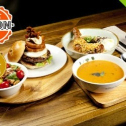 Groupon | $28 for $40 Worth voucher at The Soup Spoon Union