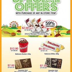 The Cocoa Trees |  Save up to 59% on November Special Offers.